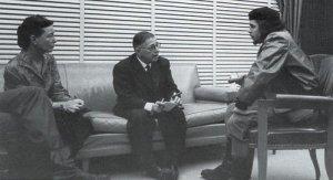 Σιμόν ντε Μποβουάρ, Ζαν Πολ Σαρτρ, Τσε Τκεβάρα